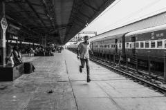Fragments de villes : New Delhi - Inde. Stephan Norsic  photoqraphe