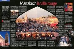 Sujets tourisme. Marrakech