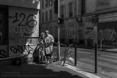 Fragments de villes : dans le sud de la France © Stéphan Norsic