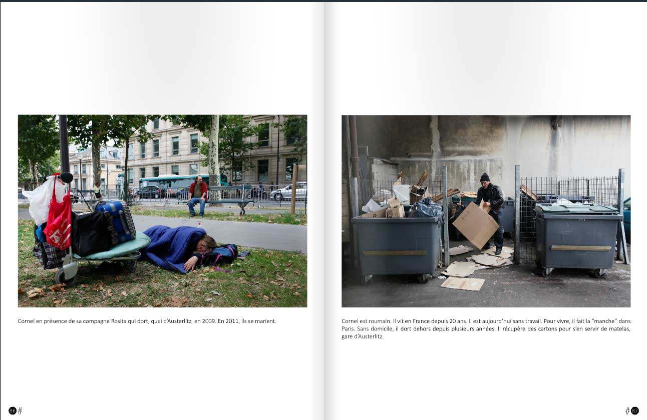 Publication dans Nothing magazine