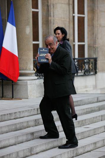 Philippe SEGUIN, president de la Cour des comptes