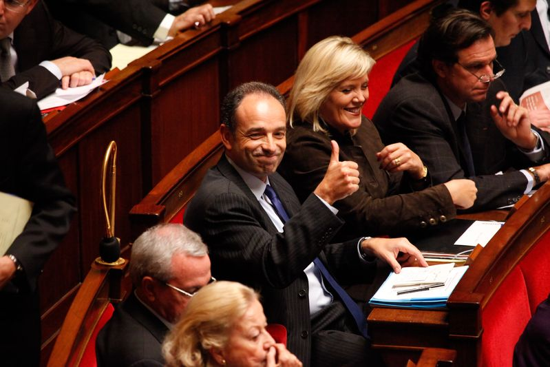 Paris (France) : questions au gouvernement a l Assemblee nationale (13/01/09) Credit Norsic/face to face