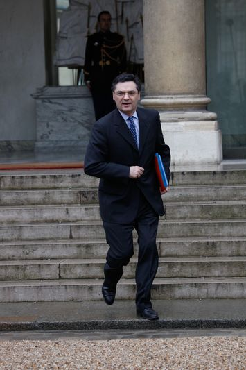 Patrick DEVEDJIAN, ministre en charge de la Mise en oeuvre du plan de relance Credit Norsic/face to face
