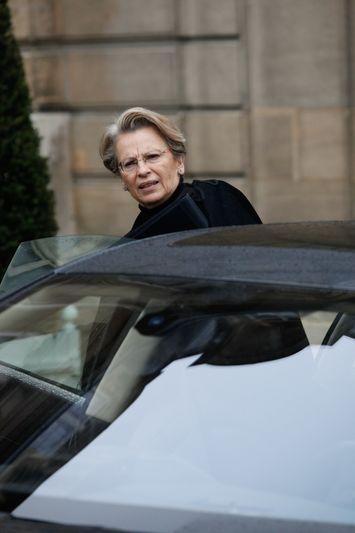 Michele ALLIOT-MARIE, Ministre de l Interieur, de l Outre-mer et des Collectivites territoriales Credit Norsic/face to face
