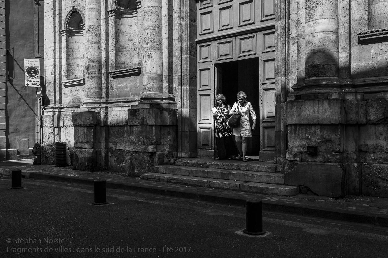 Nîmes. France.