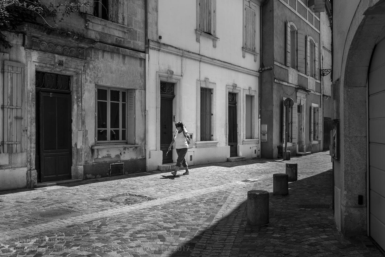 Arles. France.